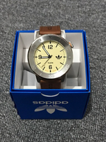 Used Brand new Adidas (brown) watch for Men in Dubai, UAE