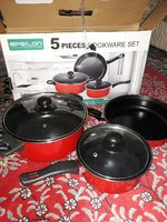 I am selling cookware set