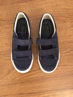 Used Polo Ralph Lauren casual shoes for kids  in Dubai, UAE