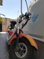 Used Scooter rechargeable Harley in Dubai, UAE