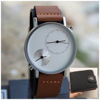 Used Original TOMI Watch +Leather Wallet♧FREE in Dubai, UAE