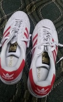 Used Adidas shoes size 44 in Dubai, UAE