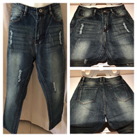 Denim men's jeans new