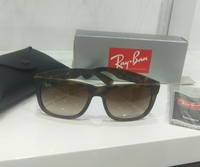 Used RayBan Justin Polarised Sunglass % Og with bill & Warranty in Dubai, UAE