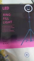 Used Tik tok ring light in Dubai, UAE