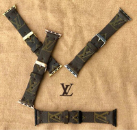 Used Authentic Louis Vuitton Apple Watchband in Dubai, UAE