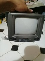 Used Antique  piece old tv in Dubai, UAE