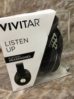 Used VIVITAR bluetooth headphone  in Dubai, UAE