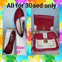 Used New and NEVER USED!! BAGS and SHOES in Dubai, UAE