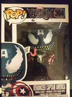 Used Pop venom Capt America in Dubai, UAE