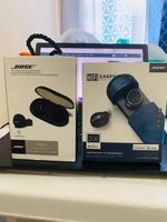 Used Bose and jbl earbuds bundle offer  in Dubai, UAE