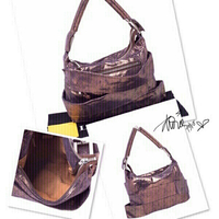 Used Authentic Fendi Metallic Pleated bag ❤️ in Dubai, UAE