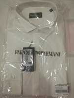 Used Emporio Armani men's formal shirt. in Dubai, UAE