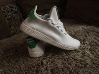 Used Adidas PW white size 42, new  in Dubai, UAE