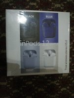 Inpods-12 Wireless Earphone Black