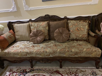Used sofa set 7 pieces in Dubai, UAE