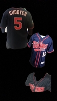Used Twins baseball jersey XL  in Dubai, UAE