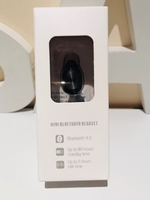 Used MINI BLUETOOTH HEADSET 4.0 USB charged! in Dubai, UAE