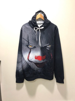 Used NEW Clown Hoodie LongSleeve XL/XXL in Dubai, UAE