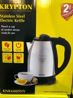 Used Electric kettle/stainless steel/new/1.8L in Dubai, UAE