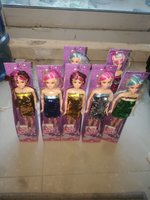 Used Barbie Baby girl dolls for kids in Dubai, UAE