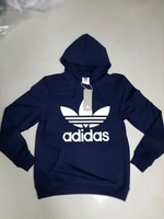 Used Adidas Hoodies Dark Blue -Unisex Medium  in Dubai, UAE