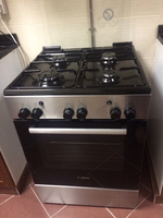 Used Bosch Gas Cooker 60x60 cm in Dubai, UAE