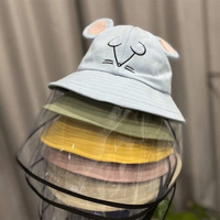 Used Kids Face Shield Hat in Dubai, UAE