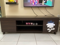 Used Tv cabinet  in Dubai, UAE