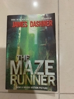 Used Maze Runner by James Dashner in Dubai, UAE