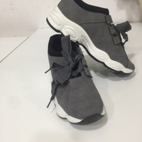 Used Gray shoes women size 39 in Dubai, UAE
