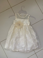 Used Girls party dress 3y in Dubai, UAE