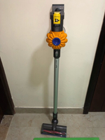 Used Dyson v6 slim powerful vacuum cleaner  in Dubai, UAE
