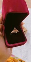Used 2in 1 crown projection love ring in Dubai, UAE