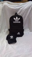 Used Adidas bag & Cap set new in Dubai, UAE