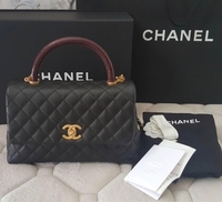Used Chanel coco handle supermaster in Dubai, UAE