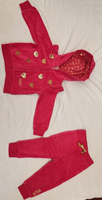 Used Bundle of 3 baby girl cloths (1year old) in Dubai, UAE