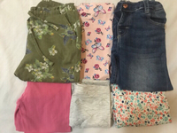 Bundle offer. Tights and jeans.