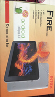 "Used Intex tablet 9""  in Dubai, UAE"