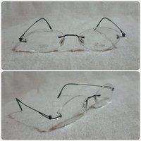Used Authentic TITANIUM Italy sungglass.. in Dubai, UAE