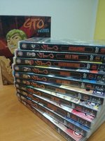 Used GTO anime box set in Dubai, UAE