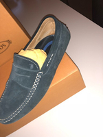 Used Mens tods shoes size 41 in Dubai, UAE