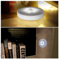 Used Led human sensor night light 2 pcs in Dubai, UAE