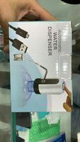 Used Portable water dispenser with battery in Dubai, UAE