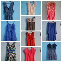 Used 10-Branded Bundle ComboDresses with Tags in Dubai, UAE