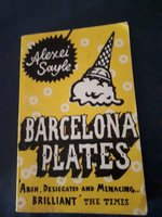 Used Barcelona plates book in Dubai, UAE
