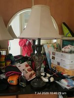 Used Salon Table Lamp X2 BIG in Dubai, UAE