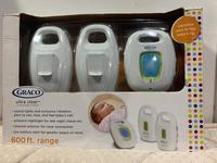 Used Gracco baby monitor 2 sets in Dubai, UAE