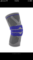 Nylon Silicon knee sleeves XL 2 pcs