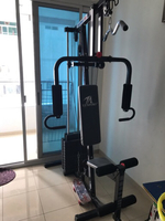 Used Multistation gym equipment in Dubai, UAE
